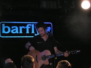 Frank Turner @ Barfly, London, 06/06/2011