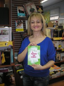 l'autrice Alessandra Montali