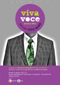 manifesto VIVA VOCE 2012