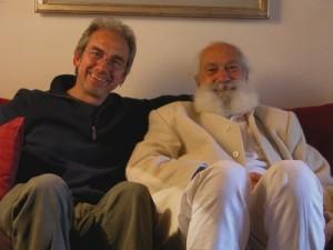 Mario Zanot e Tiziano Terzani