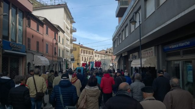 25 aprile 2016 - Chiaravalle - Where the roots are